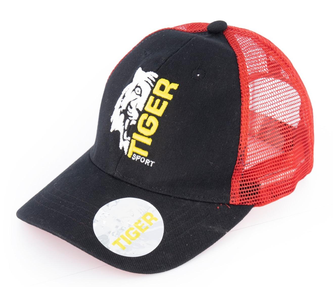 """כובע רשת מבית """"TIGER SPORT"""""""