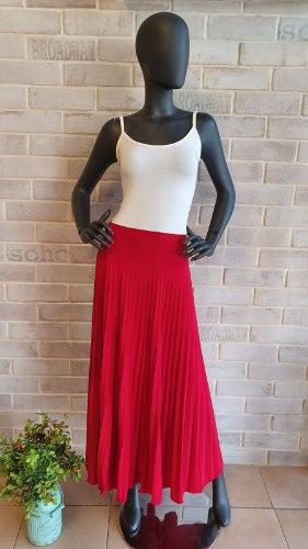 חצאית פליסה מקסי