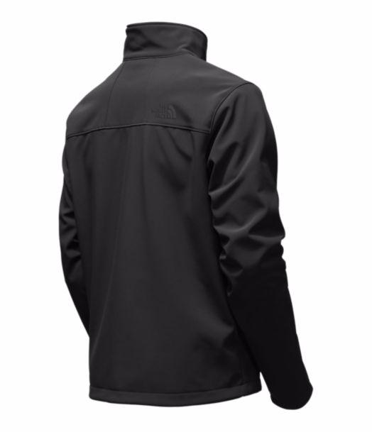 גאקט סופטשל  נורת פייס שחור גברים מדגם  The North Face Men's Apex Bionic Jacket - Black