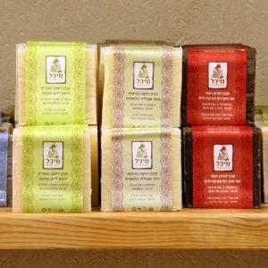 סבון מוצק מיכל סבון טבעי
