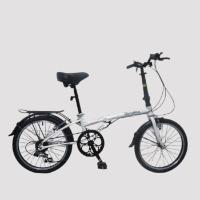 אופניים מתקפלים פלדת אל חלד