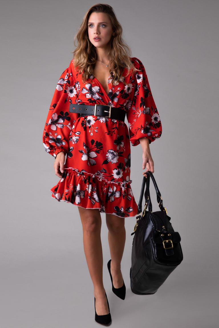 שמלה לואיזה