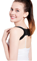 רצועת מתיחה לכתפיים ליישור הגב ועמידה זקופה
