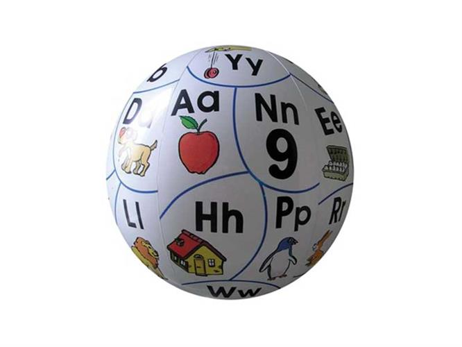 English Ball | כדור אותיות באנגלית