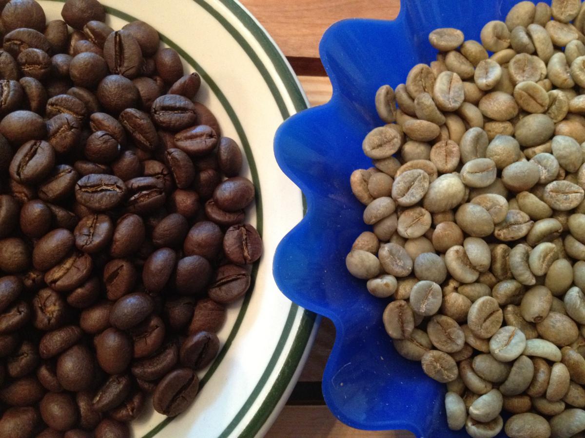 קפה ירוק תערובת Sandalj - Verdi Blend