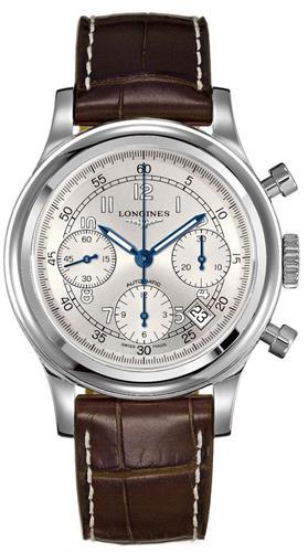 שעון יד אנלוגי גברים אוטומטי LONGINES L27454732