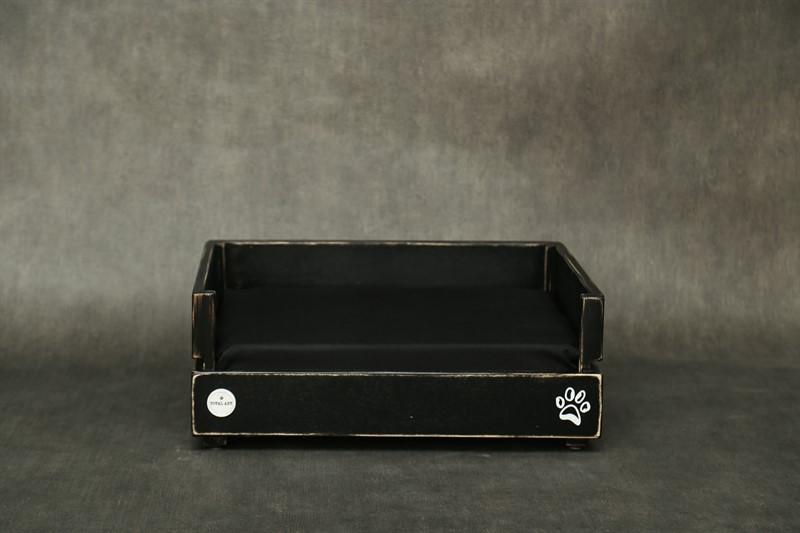 מיטה לחתול- דינגו XS שחור ווש