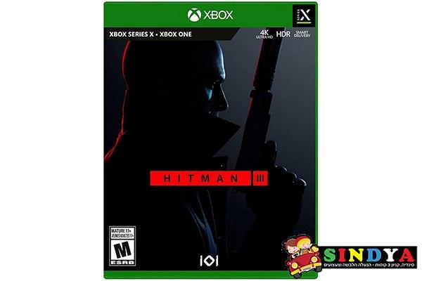 משחק ל-Hitman 3 Game Standard Edition - XBOX