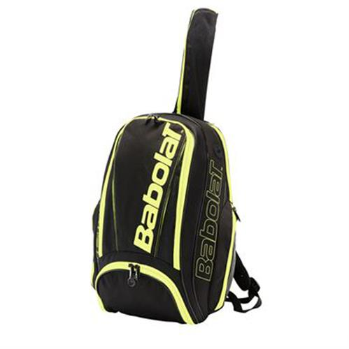 Babolat Pure Line Backpack Yellow/Black תיק גב