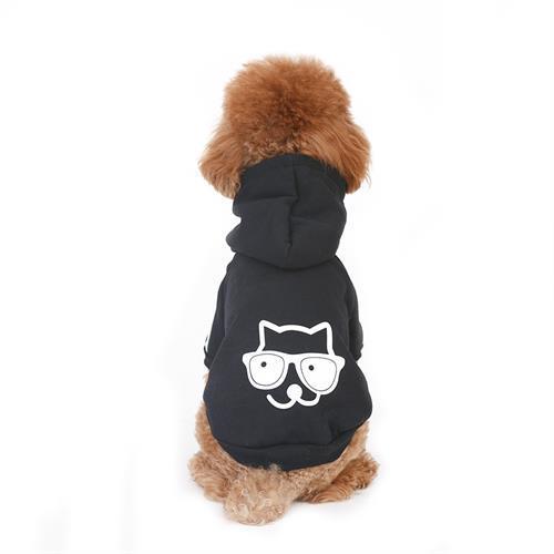 פוטר לכלב צבע שחור