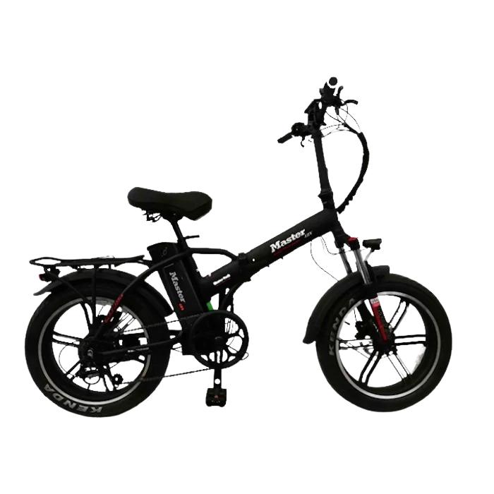 אופניים חשמליים פט Master 48V 13AH