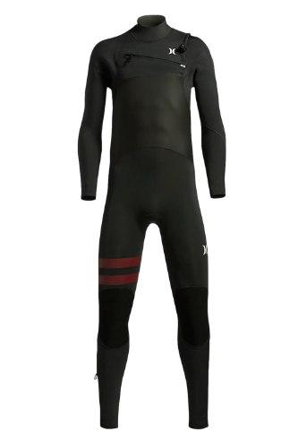 HURLEY BOYS L/S Steamer Wetsuit BLACK
