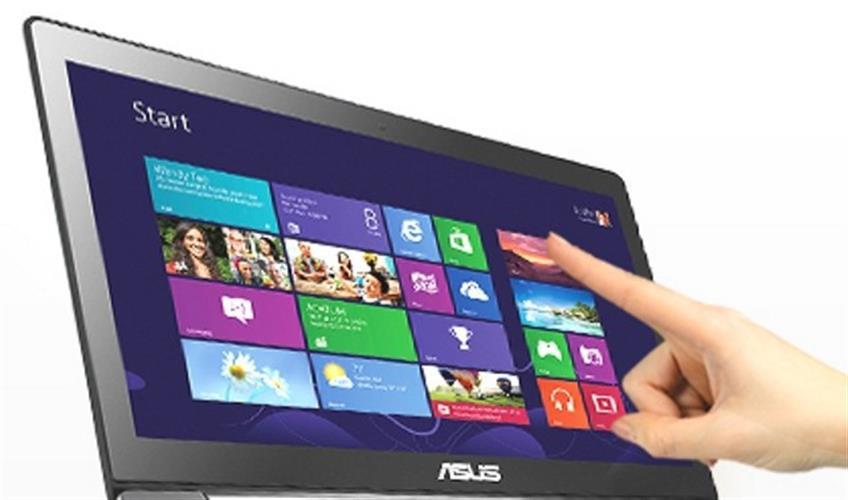 החלפת מסך מגע לנייד אסוס ASUS S551 touch screen digitizer LCD Assembly B156XW04 V.7 V.8 1366*768 30PIN EDP