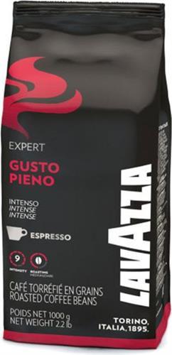 1 קג פולי קפה לוואצה גוסטו פיאנו Lavazza Gusto Pieno