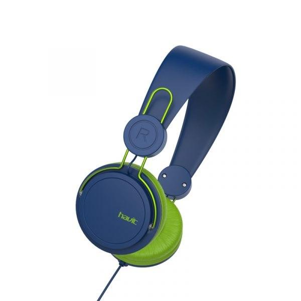 Havit אוזניות חוט H2198d