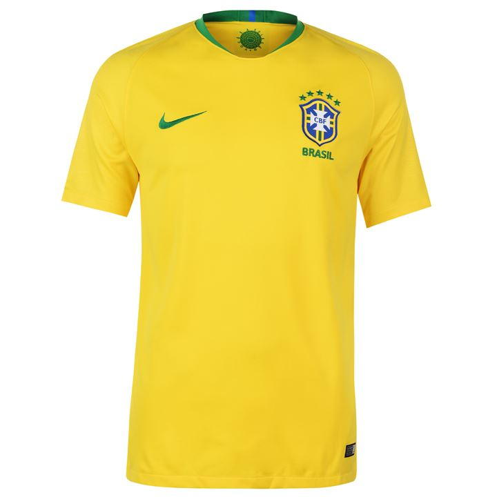 נבחרת ברזיל צהוב
