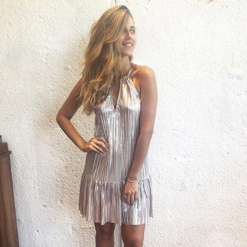שמלת ג'וי ורוד