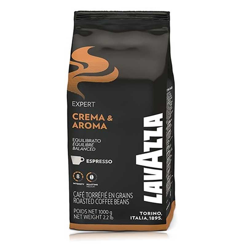 1 קג קפה לוואצה lavazza expert Crema & Aroma