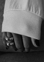 טבעת סופיה כסף