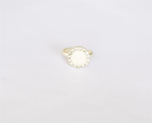 טבעת טיילור כסף- שביל החלב-תכשיטים למניקות