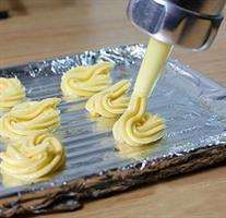 כלי מקצועי להכנת עוגיות בצורות כולל 20 ראשים