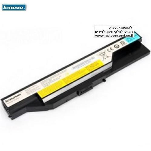 סוללה מקורית !! למחשב נייד לנובו Lenovo 6 Cell Battery B465 B465A B465C B465G L10C6Y11 , L10M6Y11,