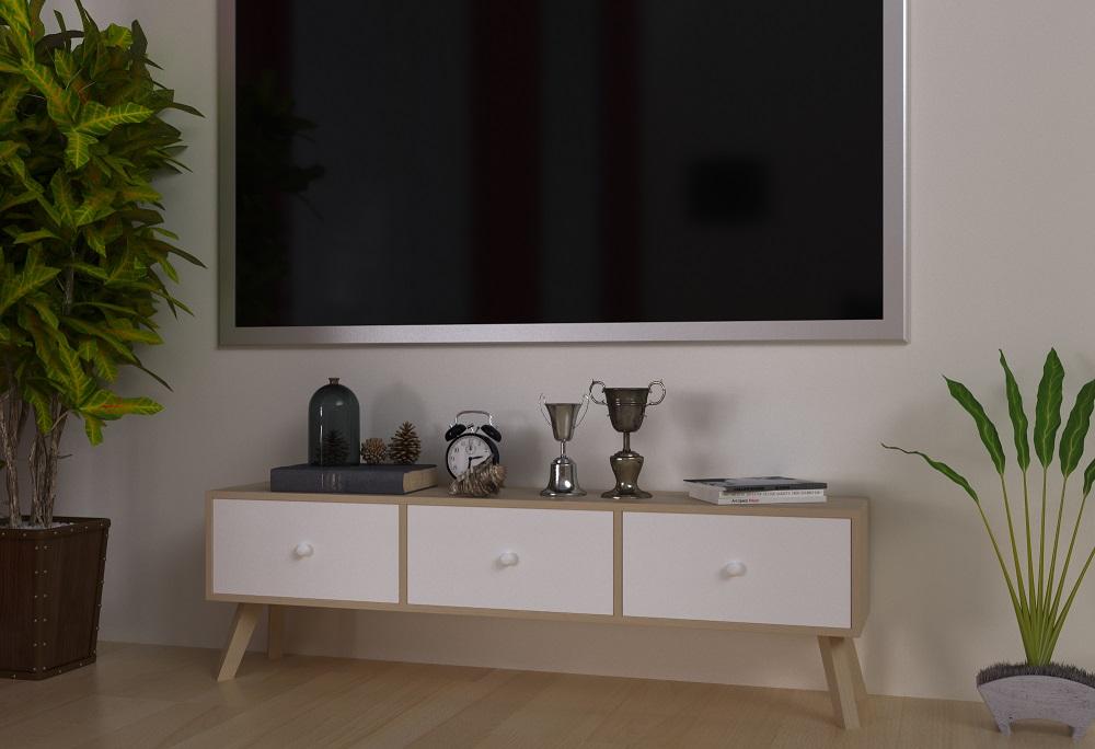 מזנון טלוויזיה דגם קווינס