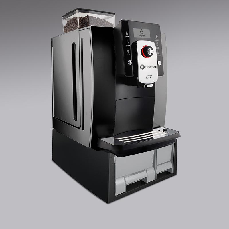 מכונת קפה סופר אוטומטית למשרדים - C7 Pro Creama plus