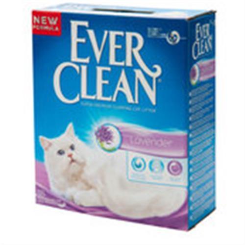 Ever Clean ורוד בריח לבנדר 10 ליטר