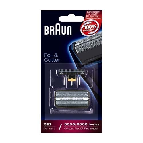רשת + סכין בראון 5000 Braun