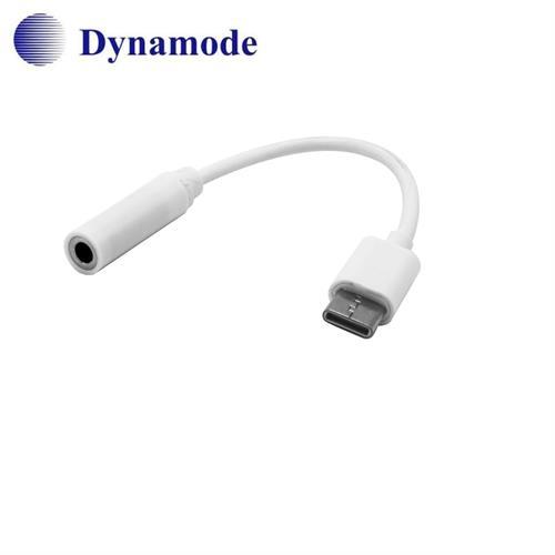 מתאם Type c לאוזניות חיבור טייפ סי לאוקס מבית Dynamode