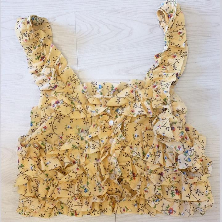 חולצת טופ רוז פריזאית
