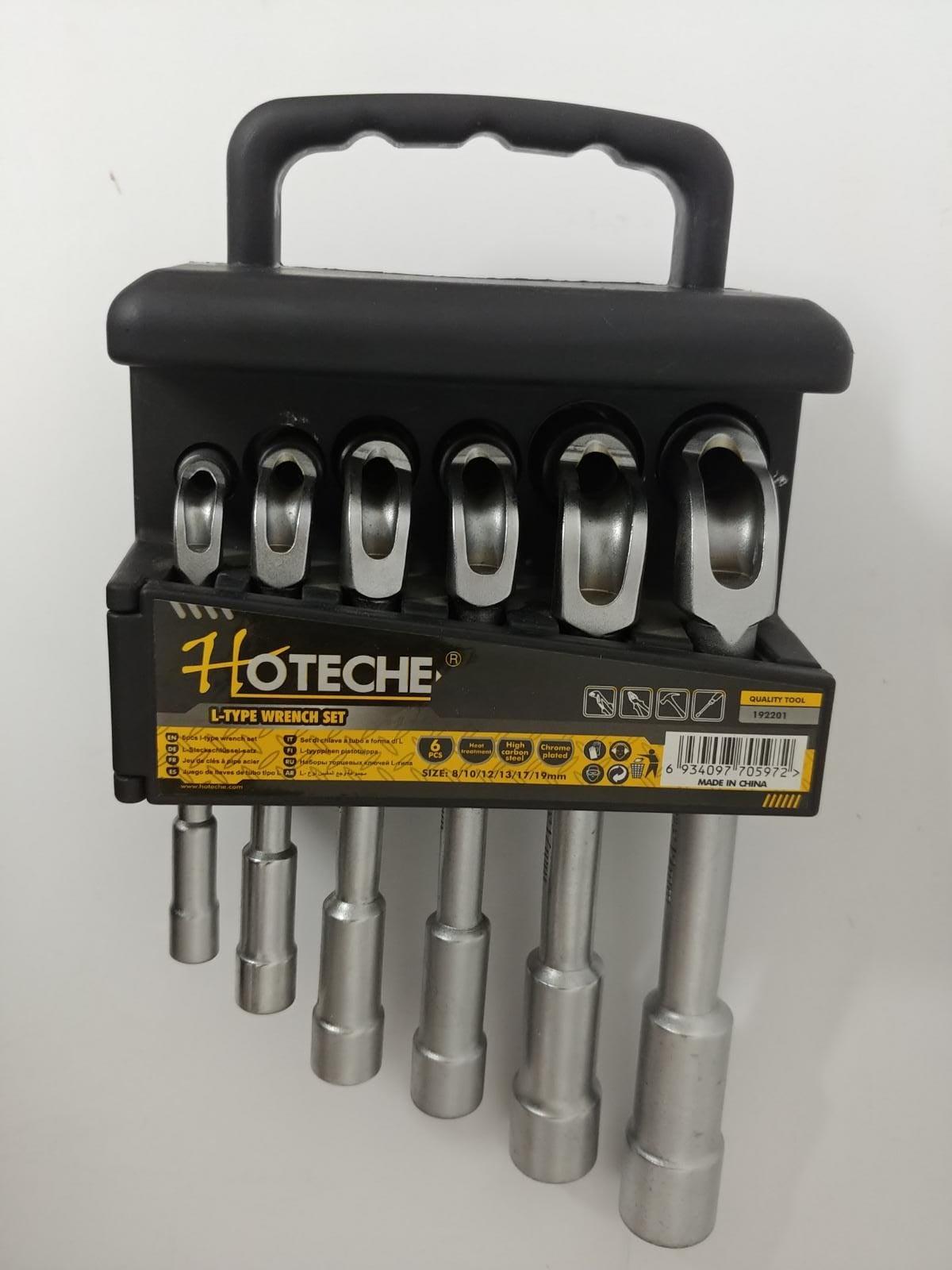 סט מפתחות כח מפתח L  מבית חברת HOTECHE