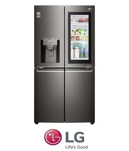 LG מקרר 4 דלתות דגם GRX710INS
