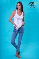 ג'ינס ETHNIC NEON ANTIGO