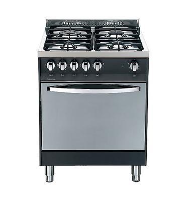 תנור משולב כיריים Lofra Professional 60 MSN66MF/CI
