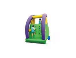 9029-מגלשת מים כפולה הפי הופ-Double Water Slide Double The Fun HappyHop מגיע עם סולם טיפוס-קפיץ קפוץ