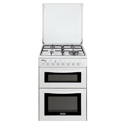 תנור אפייה משולב דו תאי  Delonghi NDS1215W דה לונגי