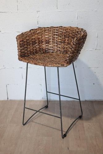 כסא בר ראטן