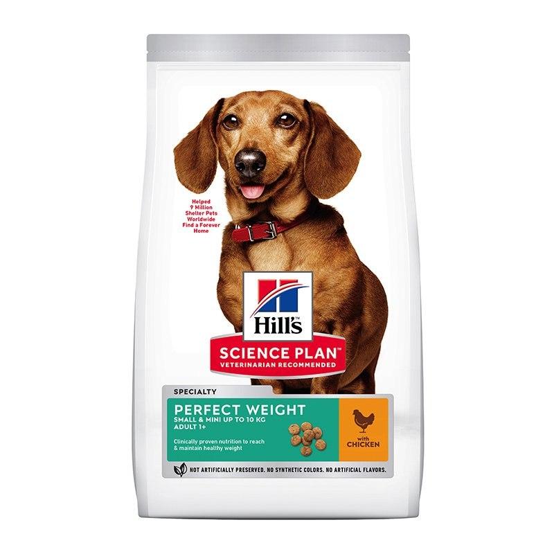"""מזון לכלבים מבוגרים מגזע קטן הילס סיינס פלאן מיני 6 ק""""ג Science Plan Canine Mature Adult 7+ Active L"""