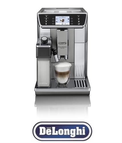 DeLonghi מכונת אספרסו אוטומטית  One Touch דגם ECAM650.55.MS