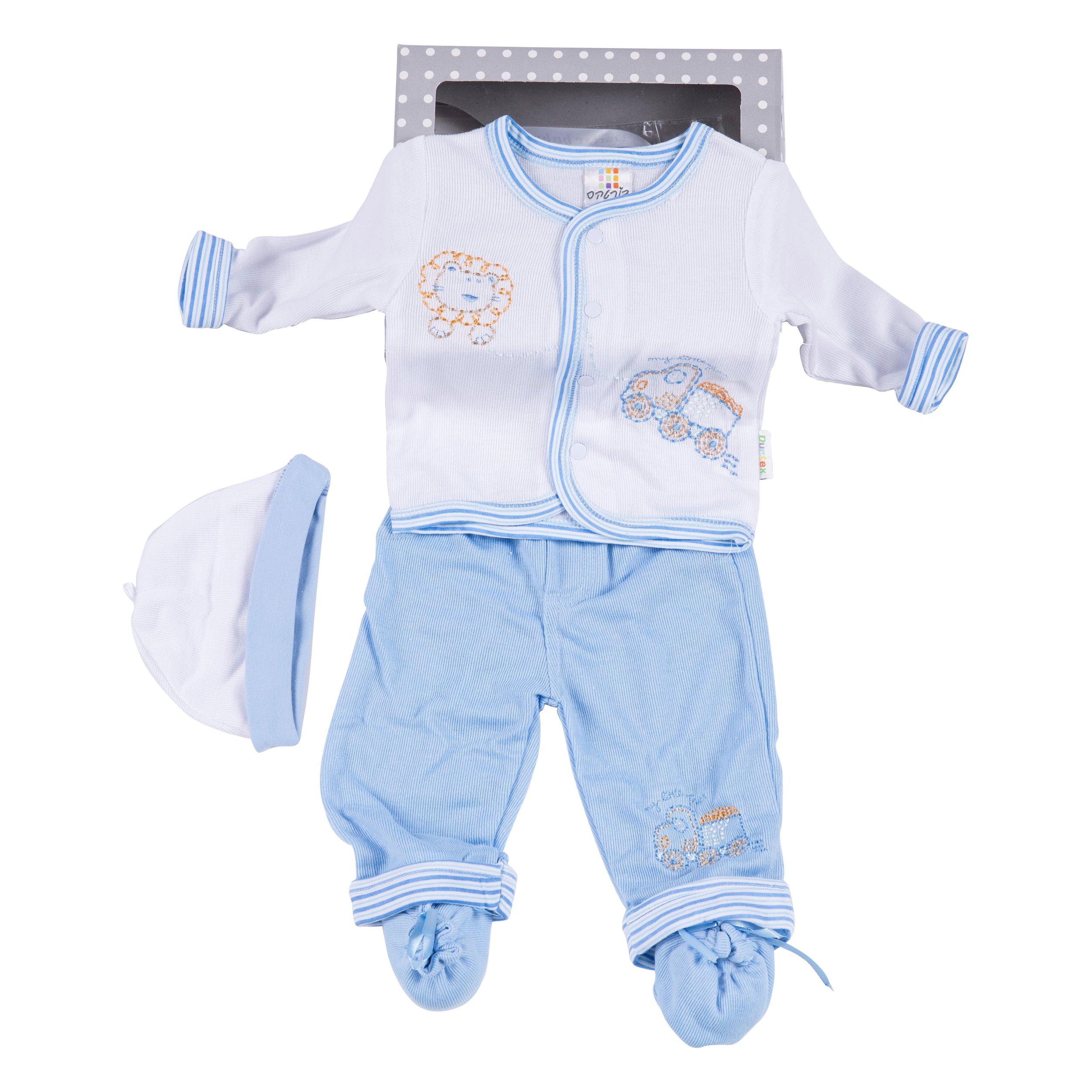 מארז מתנה לתינוק 7831 לבן