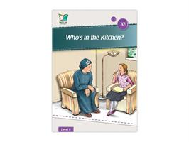 Who's in the Kitchen?   level 6