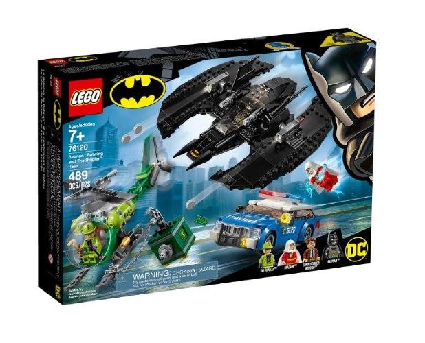 Lego DC 76120