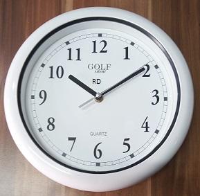 שעון קיר לאמבטיה גולף RD28