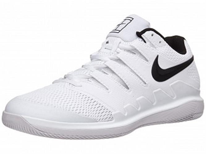 Nike AIr Zoom Vapor X HC WHITE/BLACK