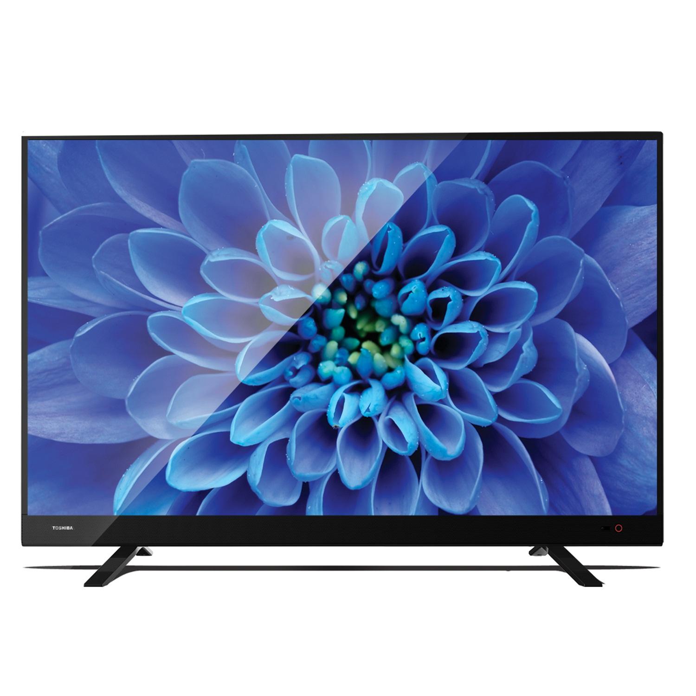 """טלוויזיה 43"""" LED Full HD TV 200 Hz AMR תוצרת TOSHIBA דגם 43L3750"""