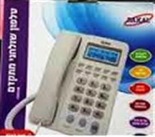 טלפון שולחני קווי SKL 348 דיבורית,  מזוהה