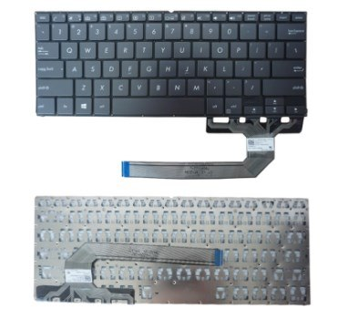 החלפת מקלדת כולל עברית למחשב אסוס ASUS ZenBook Flip S UX370UA