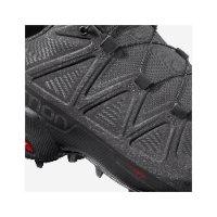 נעלי ריצה לגברים 5 SPEEDCROSS צבע אפור כהה